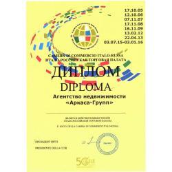 Italian-Russian Chamber of Commerce. 2005