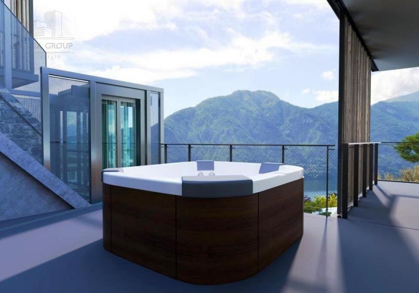 Апартаменты на озере Комо, Италия