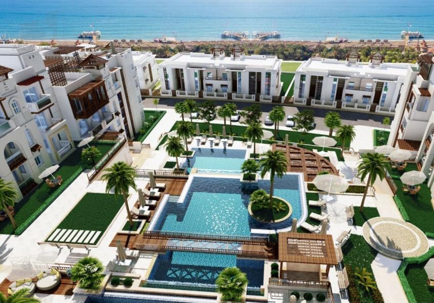 Апартаменты а Хургаде, Египет