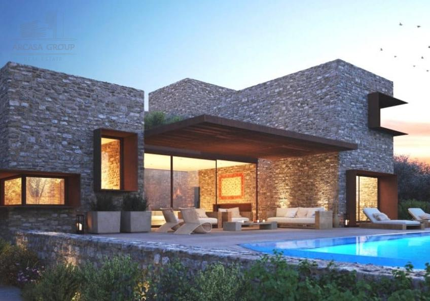 Панорамная вилла, Navarino Residences, Costa Navarino