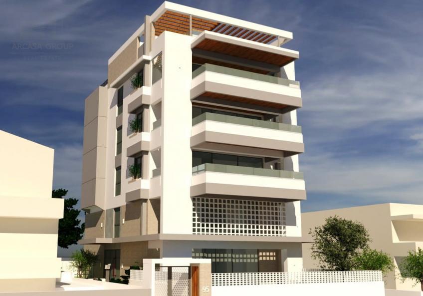 Квартиры в Эксона, Глифада, Южные Афины