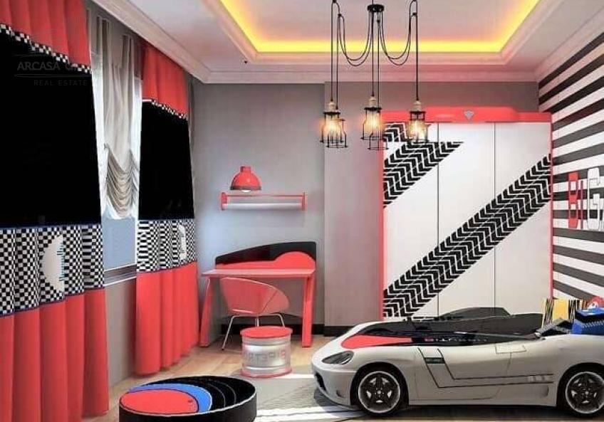 Квартира в Мерсин, Турция