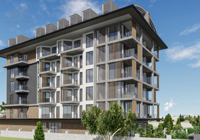 Новые апартаменты в Оба