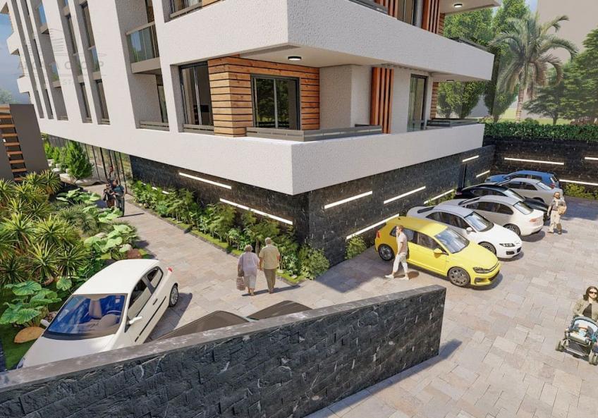 Квартира в Махмутларе, Турция