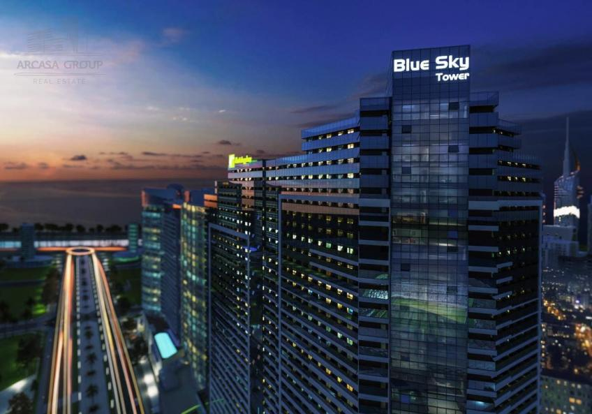 BlueSky Tower - Holiday Inn - Батуми