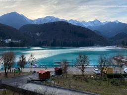 Квартира А13 на озере Барчис, Италия