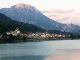 Дом на озере Барчис, Италия