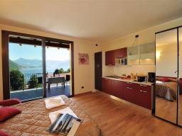 Квартира на озере Комо, Ардженьо, Ломбардия, Италия