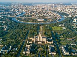 ЖК Река - Мичуринский проспект
