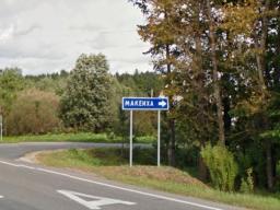 Деревня Макеиха, Рузский район, Московкая область, Россия