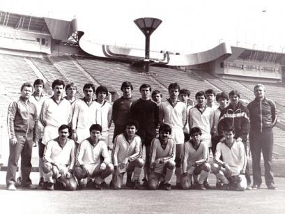 ФШМ в 47-м чемпионате СССР 1984 г. Вторая лига. Первая зона