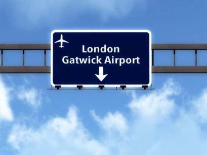 Инвестиция в парковки аэропорта Гатвик, Англия, Великобритания