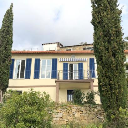 Вилла в Сан-Ремо, Лигурия, Италия