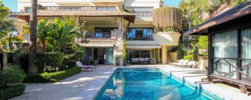 Аренда квартиры в Марбелья, Лагуна де Банус - Laguna de Banus