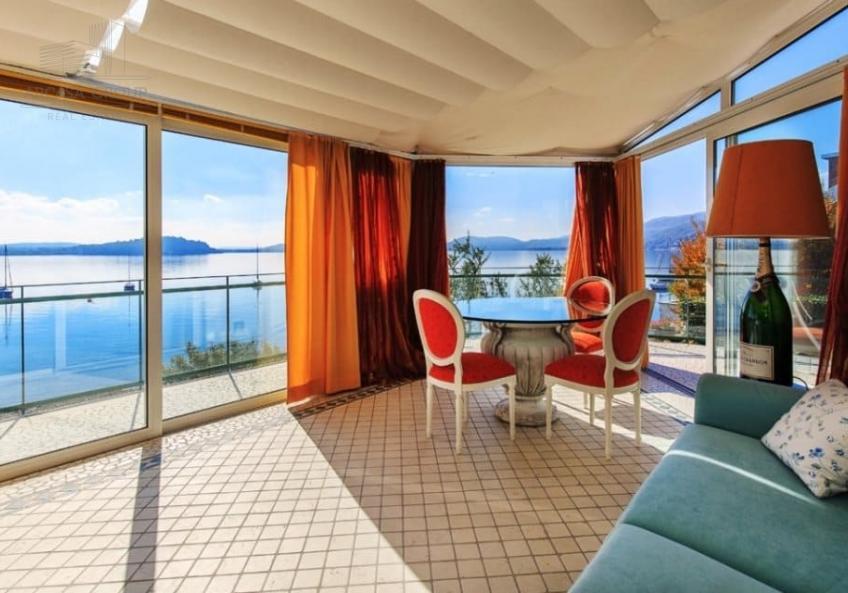 Вилла в Италии, озеро Маджоре