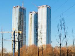 ЖК Небо - Мичуринский проспект