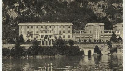 Отель на озере Комо