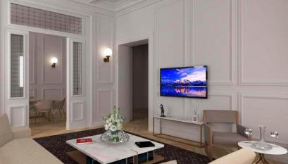 Квартира в центре Рима