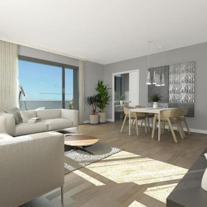 Новые квартиры в Барселоне - Plaza Europa
